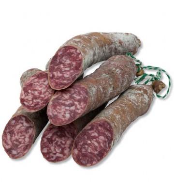 Comprar salchichón ibérico de bellota cular pieza de embutido ibérico de Bellota