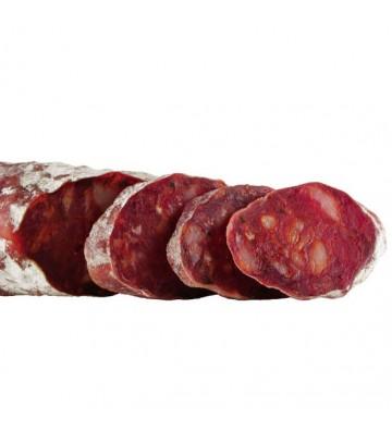 Longaniza extra de chorizo de cerdo ibérico pieza de 500-600 gr