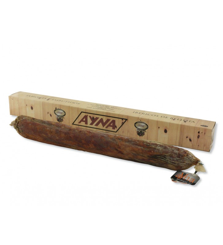 Lomo de bellota 50% raza ibérica pieza de 1.2 a 1.4 kilos aprox.
