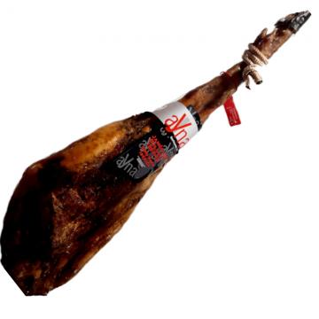 Jamón de bellota 50% raza ibérica pieza de 7.5 a 8 kilos
